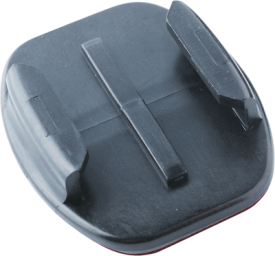 Flat + Curved Adhesive Mounts