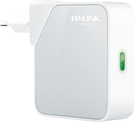 TL-WR710N WLAN Nano-AP/Router/TV-Adapter/Repeater 150Mbit/s