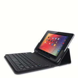 F5L146DEBLK Universal Keyboard für 7'' Tablets incl. Case