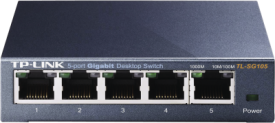 TL-SG105 5-Port-Gigabit-Switch