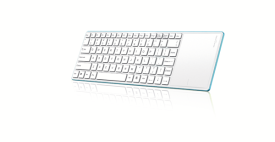 E6700 - Bluetooth Touch Keyboard