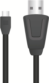 SL-2508-BK STREAM Play & Charge Cable Set - for Xbox One