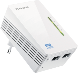 TL-WPA4220 AV500 WLAN N Powerline Adapter