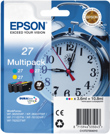 27 Multipack CMY T2705