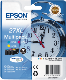 27XL Multipack CMY T2715