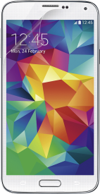 Galaxy S5 Anti Smudge 2er Pack