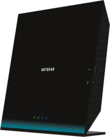 R6100 WLAN Router AC1200 Dualband