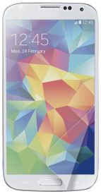 muvit Samsung Galaxy S 5 Screenprotector Matt