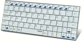 E6500 - Compact Bluetooth Keyboard for Android Blade Series