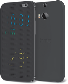 Dot View Flip Case for HTC One M8