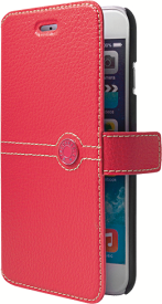 FACONNABLE - Leather Folio case iPhone 6