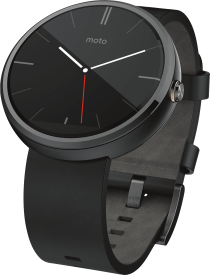 Moto 360 Smart Watch