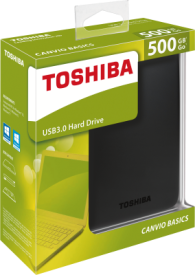 Canvio Basics 500GB 2,5""