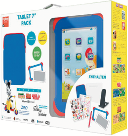 KIDS TABLET 7 Zoll PACK