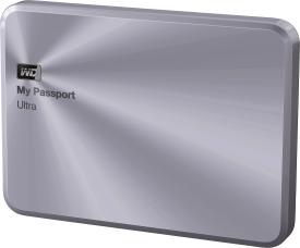 My Passport Ultra Metal Edition 1TB USB 3.0
