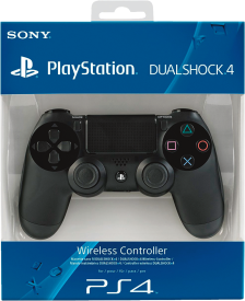 PlayStation 4 Wireless Controller Black