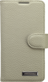 BOOK CASE ELITE Leather für Sony Xperia Z3 Compact