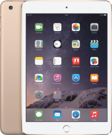 iPad Mini 3 Wifi 64GB go tm