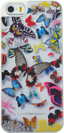 CHRISTIAN LACROIX - Cover Butterfly - iPhone 6