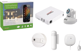 mySmarthome Home Security Kit