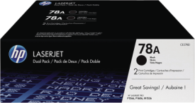 CE278AD HP 78A Doppelpack
