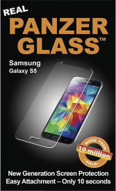 Displayschutz Galaxy S5 mini