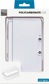 Polycarbonat Case Crystal New 3DS XL