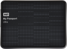 My Passport Ultra 1,5TB USB 3.0
