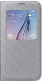 S-View Cover Fabric EF-CG920 für Galaxy S6
