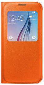 Book Cover S-View (PU) - EF-CG920POEGWW S6