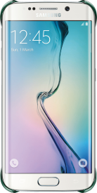 ClearCover Galaxy S6 edge
