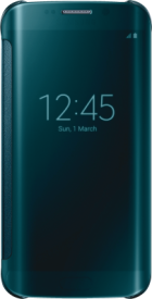 Clear View Cover Galaxy S6 edge
