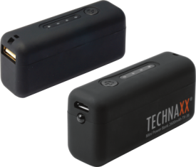 TX-36 Mini power bank 2600mAh