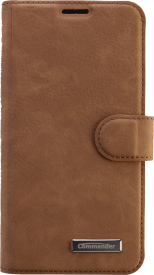 BOOK CASE für Samsung G925 Galaxy S6 Edge Nubuk Leather