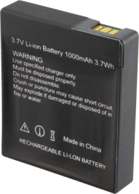 Battery for Actioncam 240 / 400 / 410