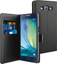 muvit Galaxy A3 Wallet case with 3 cardslots
