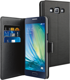 muvit Galaxy A5 Wallet case with 3 cardslots