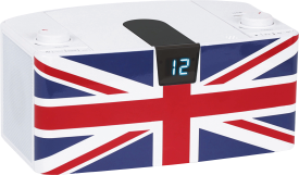 CD-Radio CD57 UK Flag