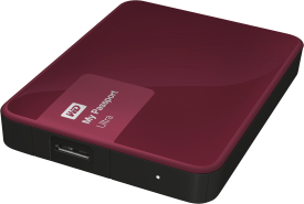 My Passport Ultra 2TB USB 3.0