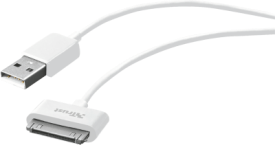 30-pin Charge & Sync Cable for iPhone, iPad and iPod