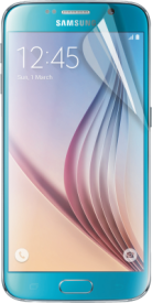 Muvit Screenprotector (2x Glossy) Galaxy S6