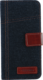 BOOK CASE ELITE Jeans Apple iPhone 6 Plus