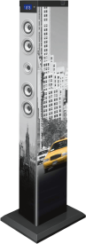 Sound Tower TW9 - New York Yellow Cab