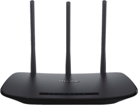 TL-WR941ND WLAN-N Router 450Mbit/s