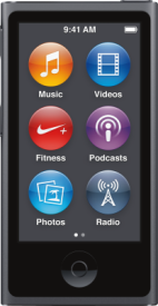 iPod nano 16GB (7. Generation)