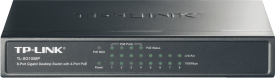 TL-SG1008P 8-Port-Gigabit-Desktop-PoE-Switch