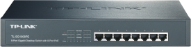 TL-SG1008PE 8-Port-Gigabit-PoE+ Switch