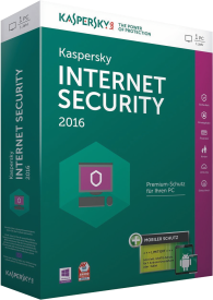 Internet Security 2016+Int. Security Android Sierra Box (DE)