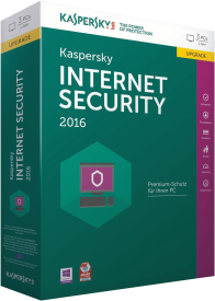 Internet Security 2016 3 Lizenzen Upgrade Sierra Box (DE)