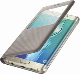 S-View Cover EF-CG928 für Galaxy S6 Edge+